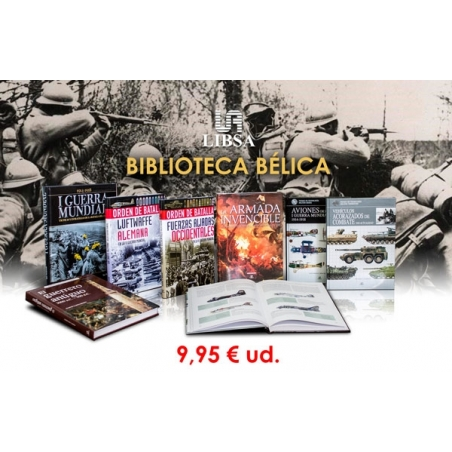 Biblioteca Bélica (mayo)