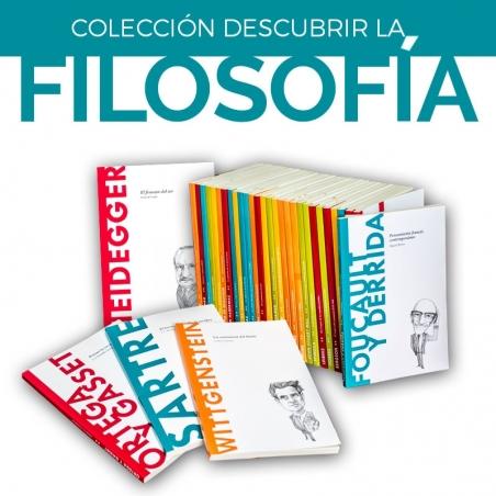 Colección «Descubrir la Filosofía» (mayo)