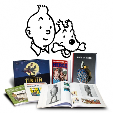 Especial libros sobre Tintín (mayo)