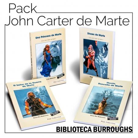 Especial Edgar Rice Burroughs (junio)