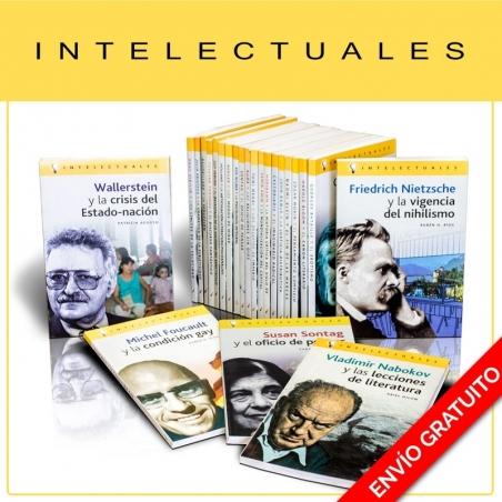 Colección Intelectuales Contemporáneos (octubre)