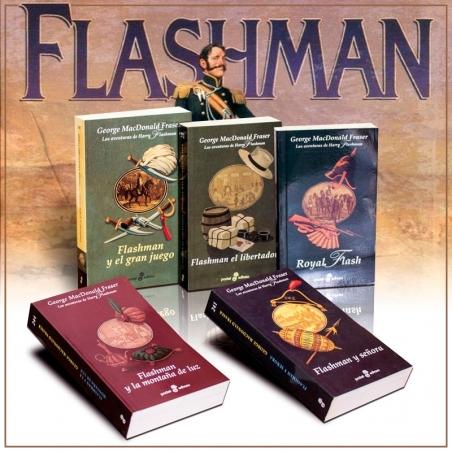 Colección Harry Flashman