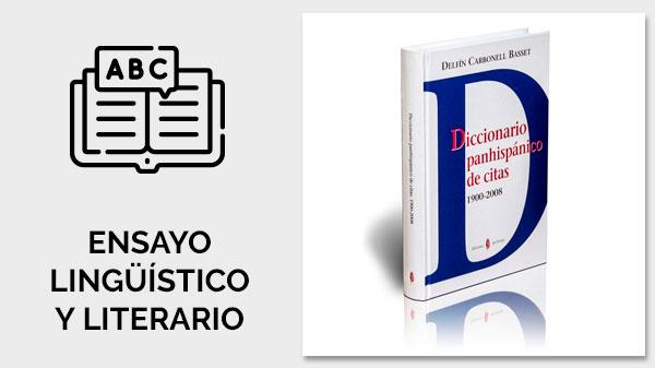 ENSAYO LINGÜÍSTICO Y LITERARIO